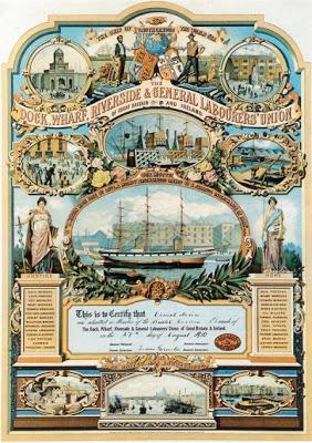 dockworkers certificate
